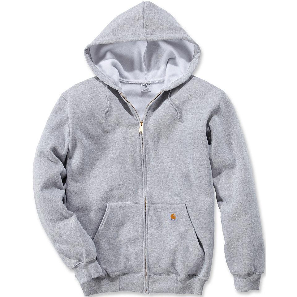 Sweatshirt »Midweight K122 Zip Logo Hooded«