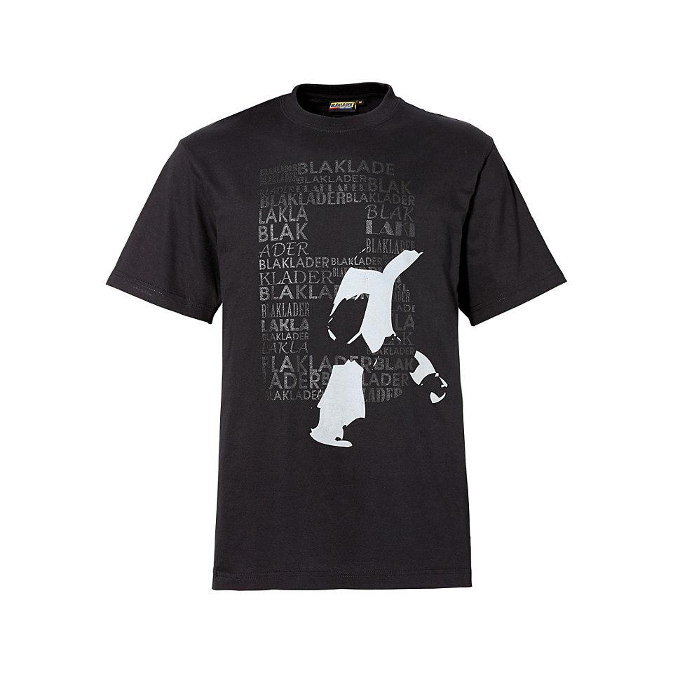T-Shirt »BLK Hammer«