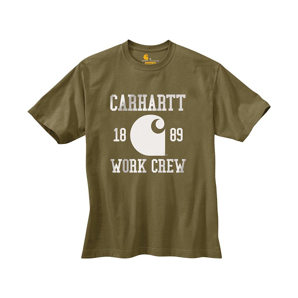 T-Shirt »Work Crew«