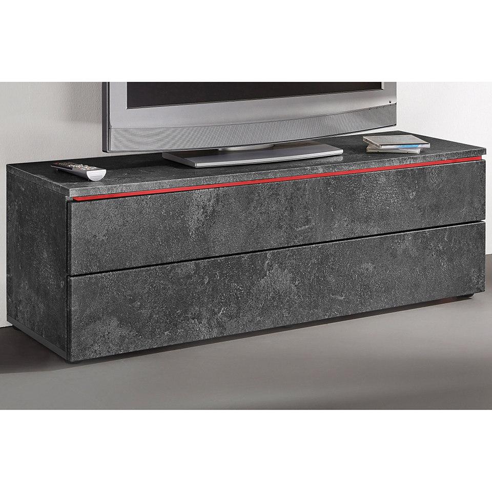 TV Lowboard, Breite 108 oder 200 cm