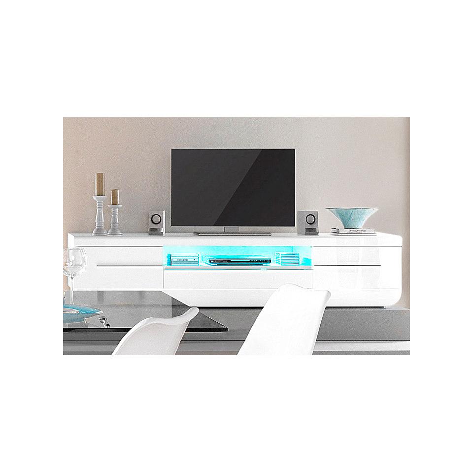 TV-Lowboard, S.C.I.A.E., »Floyd«, Breite 220 cm