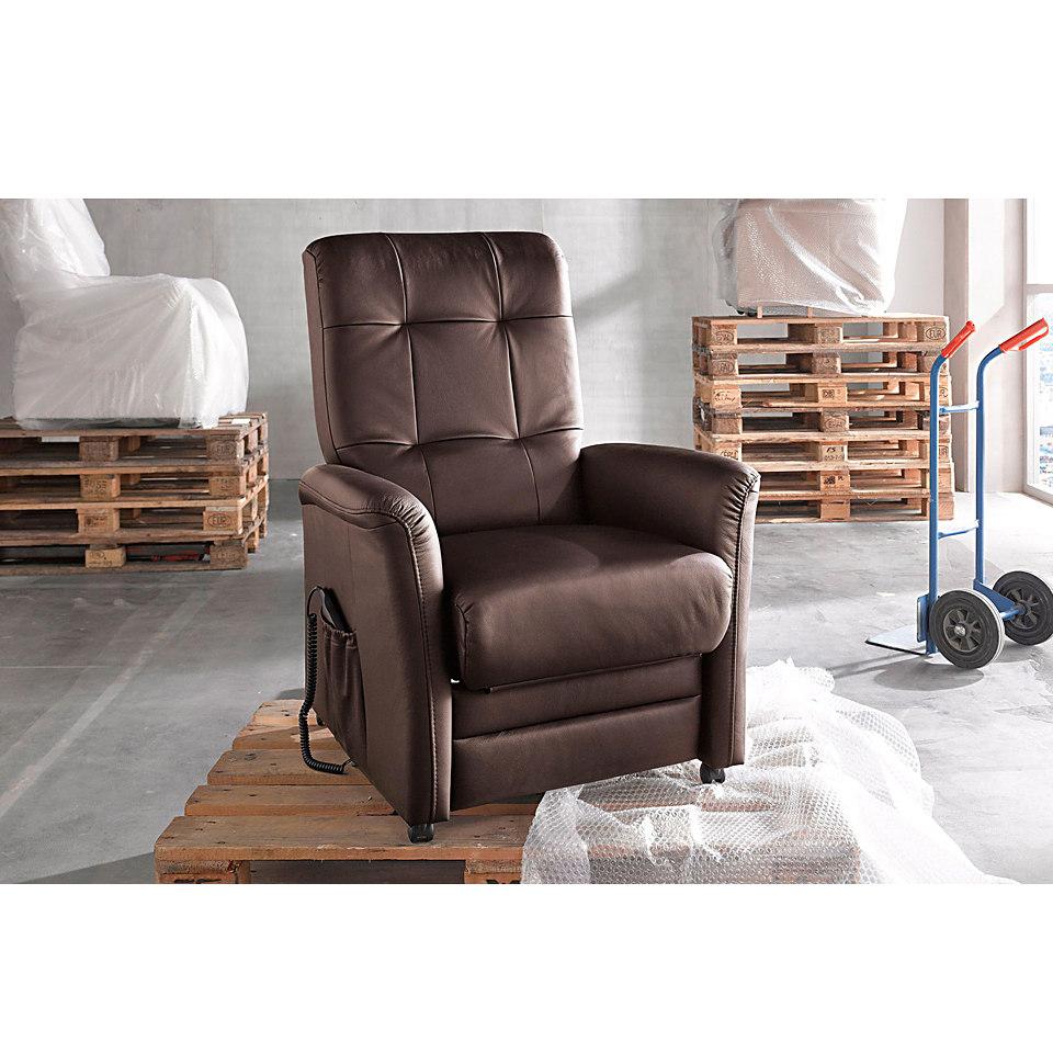 TV-Sessel, wahlweise mit Motor