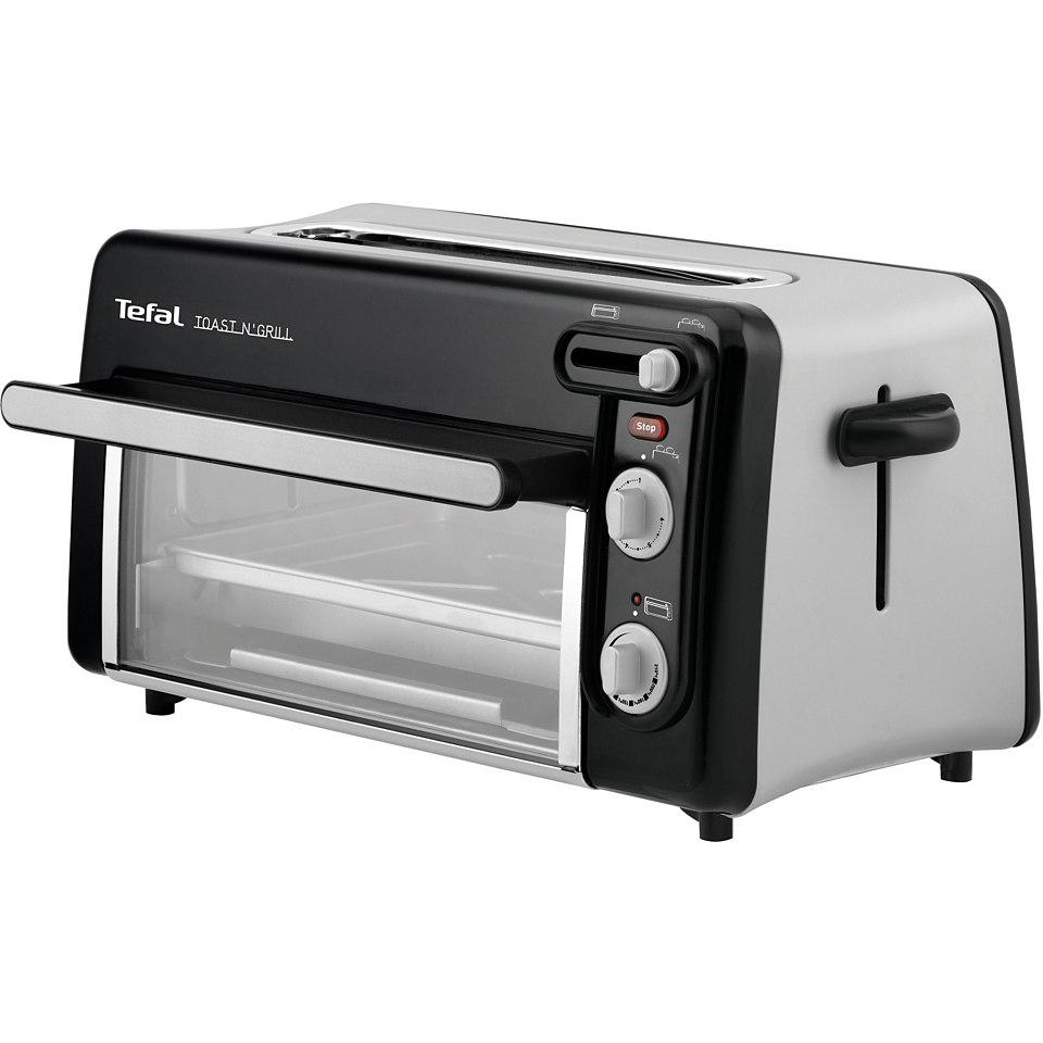Tefal TL6008 Toaster Toast n´ Grill Mini-Ofen
