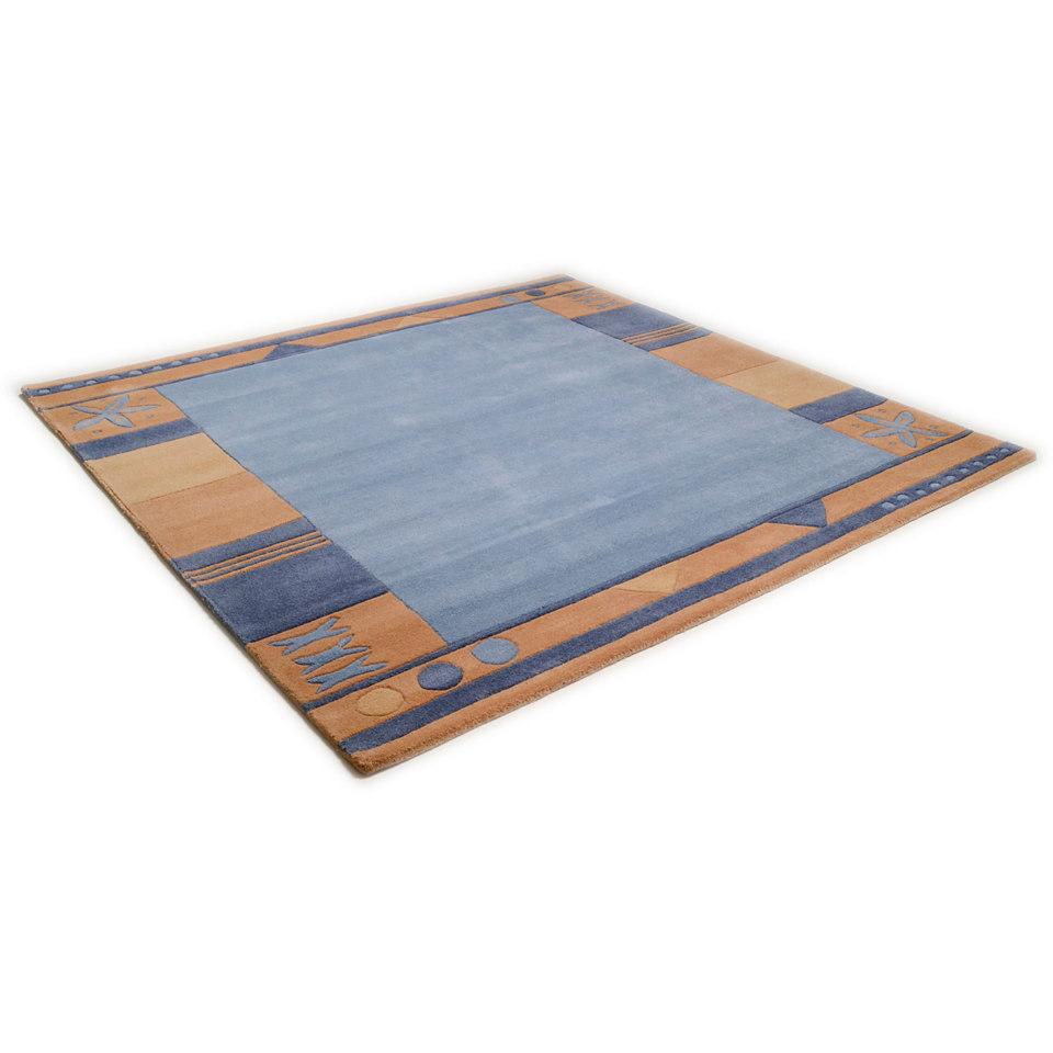 Teppich , Theko, »Estepona«, handgetuftet, reine Schurwolle