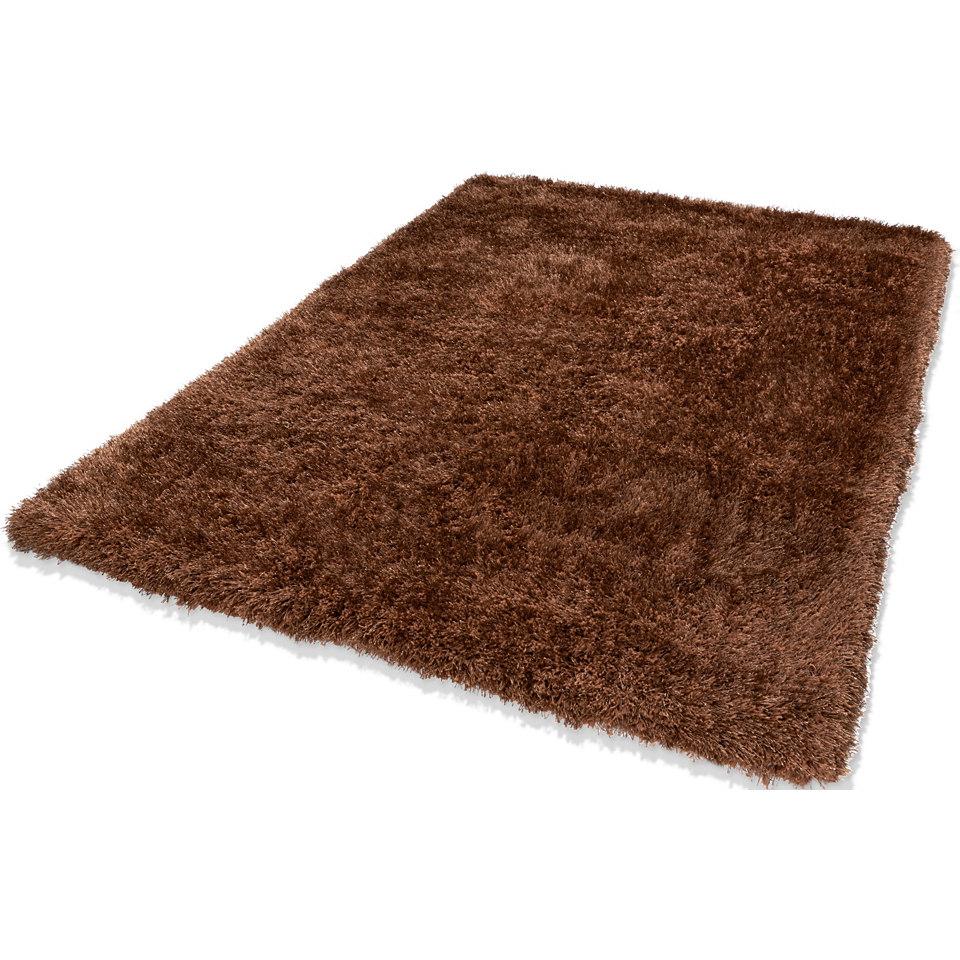 Teppich, Dekowe, »Lagune«, Hochflor, Höhe 45 mm, Wunschmaß