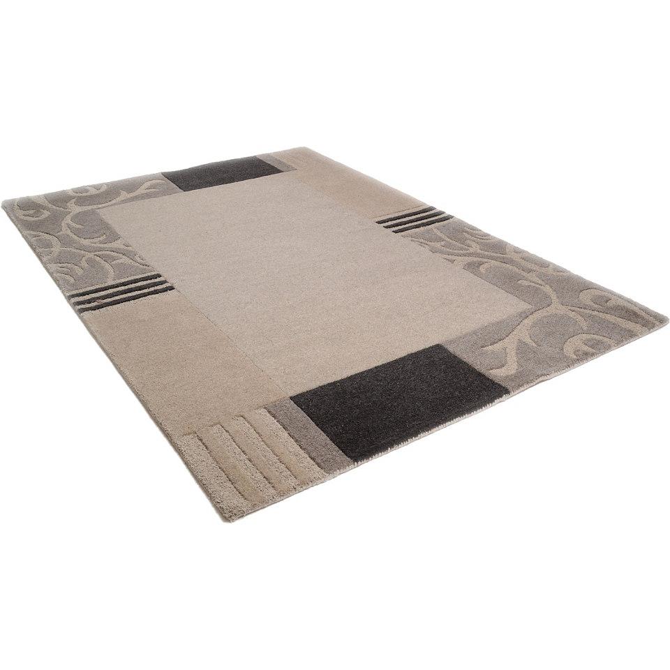 Teppich, Ecorepublic Home, »Aubel«, handgetuftet, reine Schurwolle