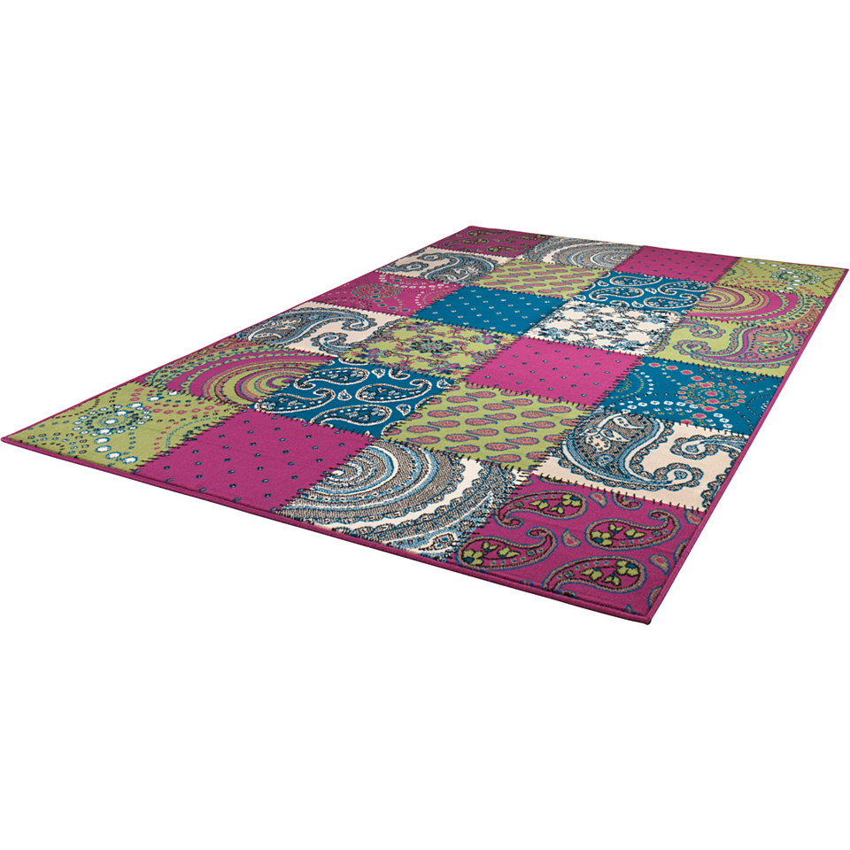 Teppich, Hanse Home, »Bordüre«, gewebt