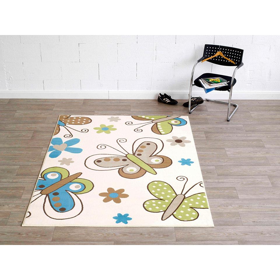 Teppich, Hanse Home, »Butterfly Schmetterlinge«