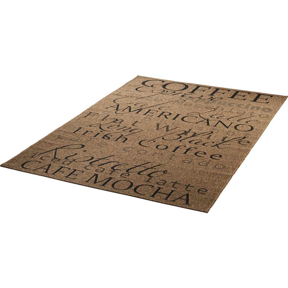 Teppich, Hanse Home, »Coffee«, gewebt