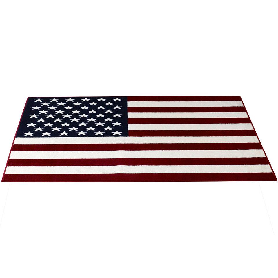 Teppich, Hanse Home, »Flagge USA«