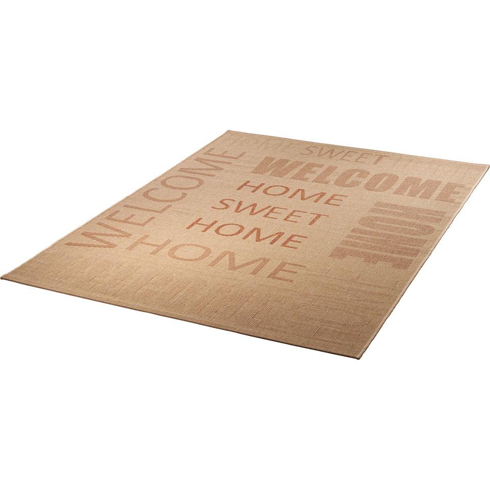 Teppich �Home Sweet Home� Hanse Home