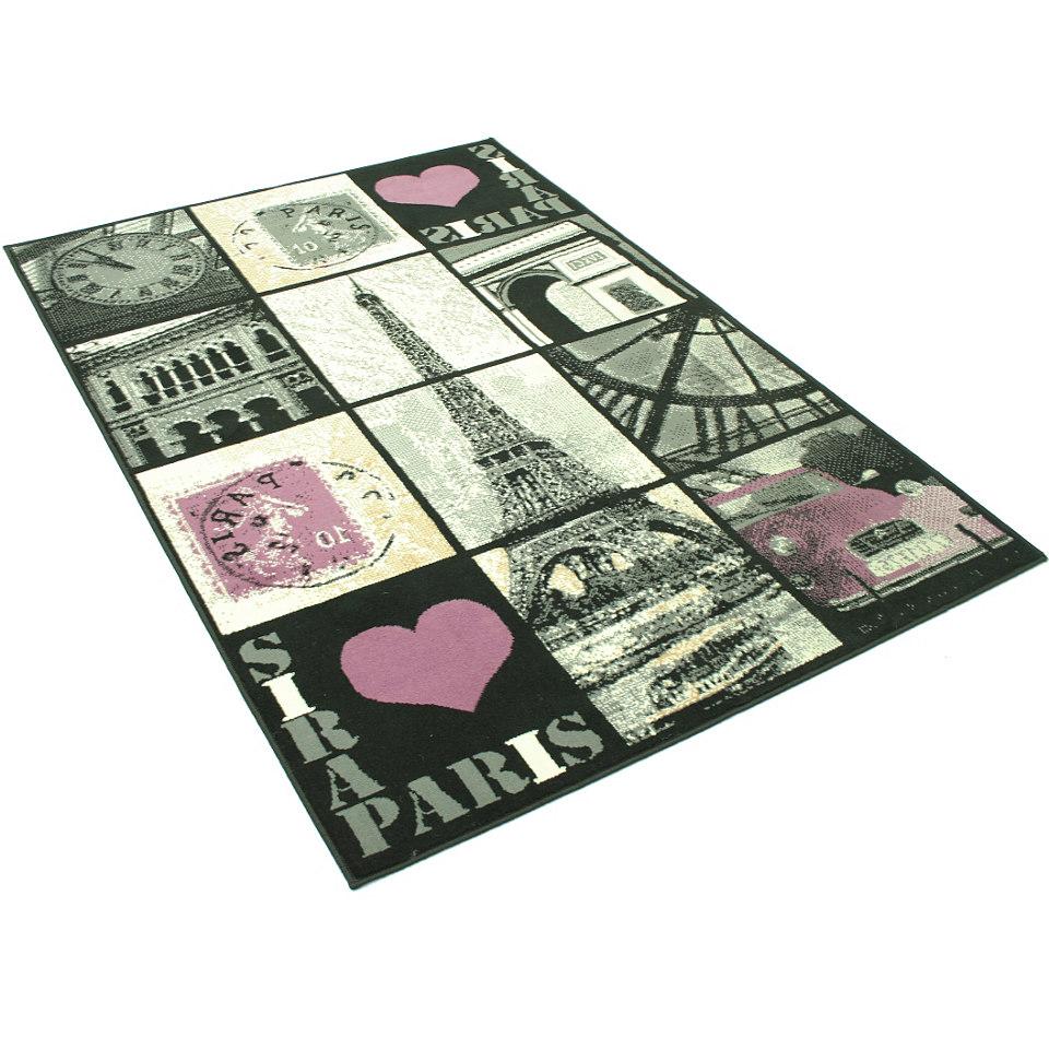 Teppich »I Love Paris«, Hanse Home