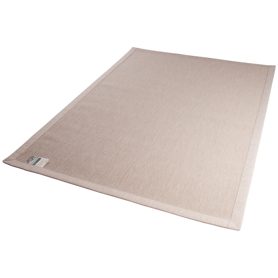 Teppich, In- und Outdoor, Dekowe, �Tempe�, Melange-Effekt, gewebt, Sisaloptik