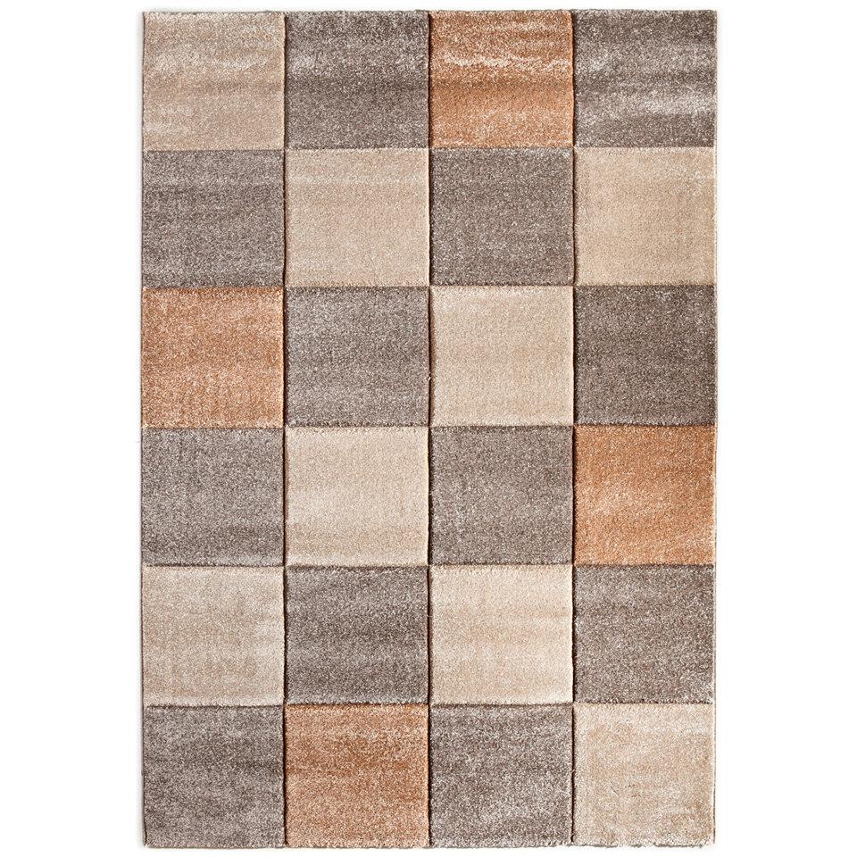 Teppich �Incourt�, handgearbeiteter Konturenschnitt, gewebt