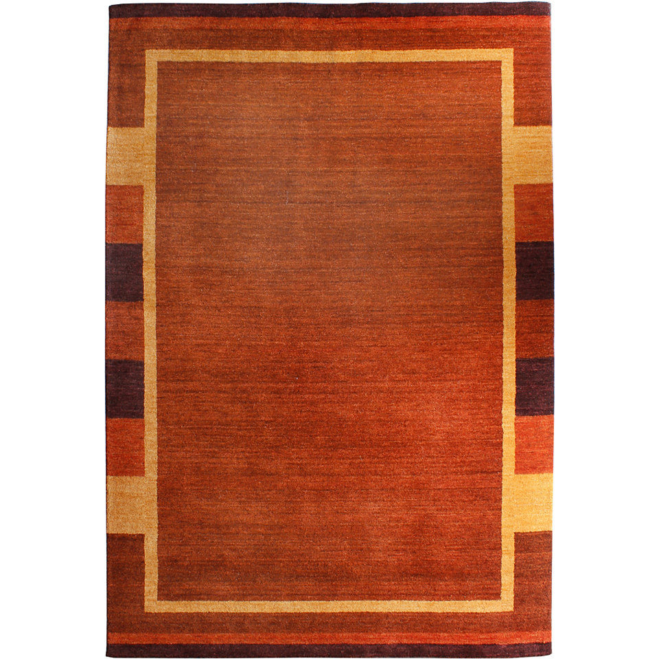 Teppich, Luxor Living, »Floreffe«, handgeknüpft, Wolle