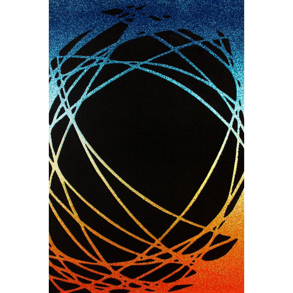 Teppich, Obsession, �Lifestyle 111�, handgearbeiteter Konturenschnitt