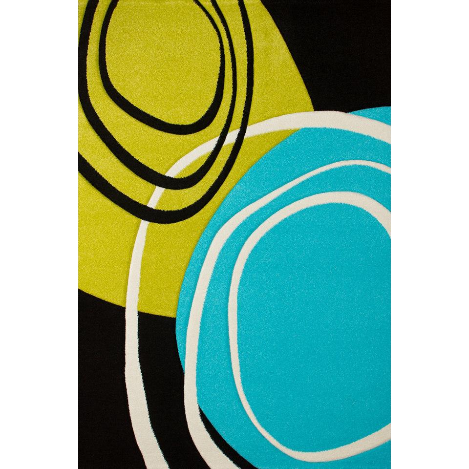 Teppich, Obsession, »Lifestyle 114«, handgearbeiteter Konturenschnitt