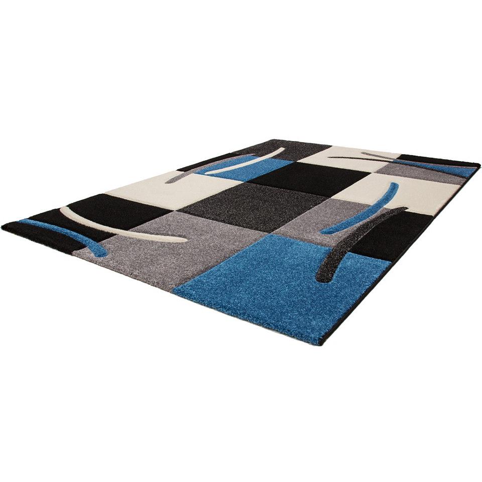 Teppich, Obsession, »Lifestyle 115«, handgearbeiteter Konturenschnitt
