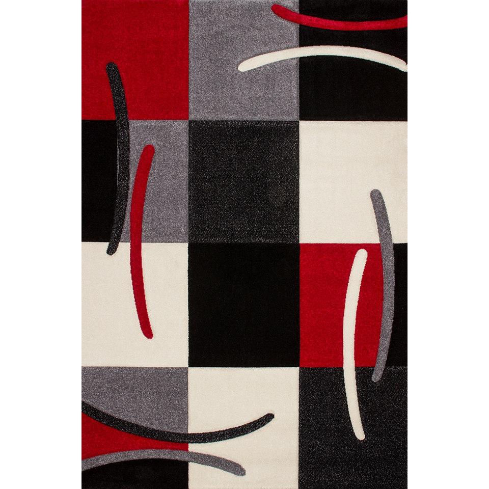Teppich, Obsession, �Lifestyle 115�, handgearbeiteter Konturenschnitt