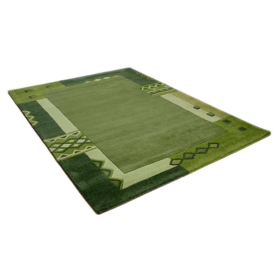 Teppich, Theko, �Florida 3193�, handgetuftet, Wolle