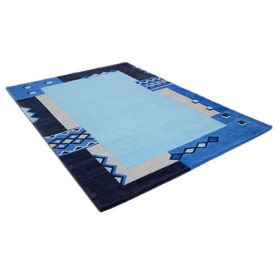 Teppich, Theko, »Florida 3193«, handgetuftet, Wolle