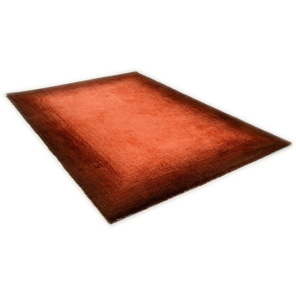 Teppich, Theko, �Hula�, handgetuftet