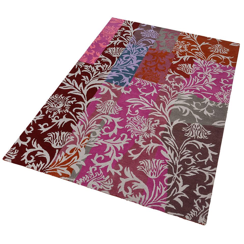 Teppich, Theko, �Jasmine�, handgetuftet, reine Schurwolle