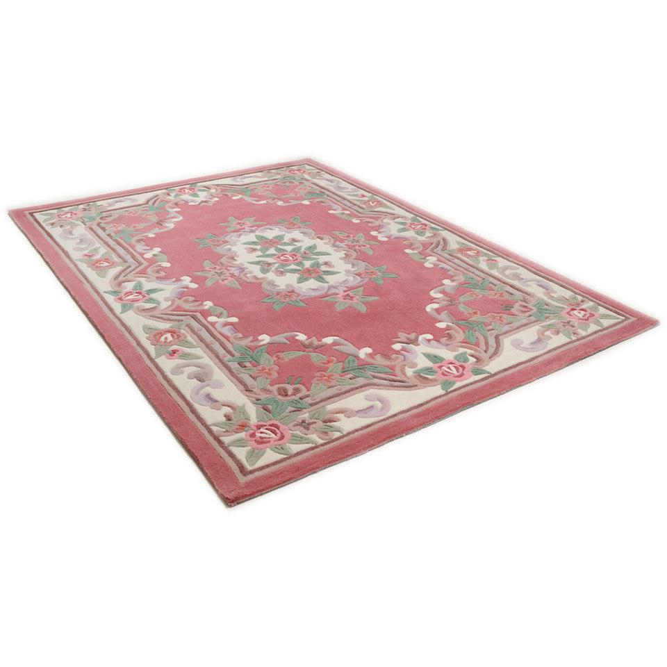 Teppich, Theko, �Ming�, handgetuftet