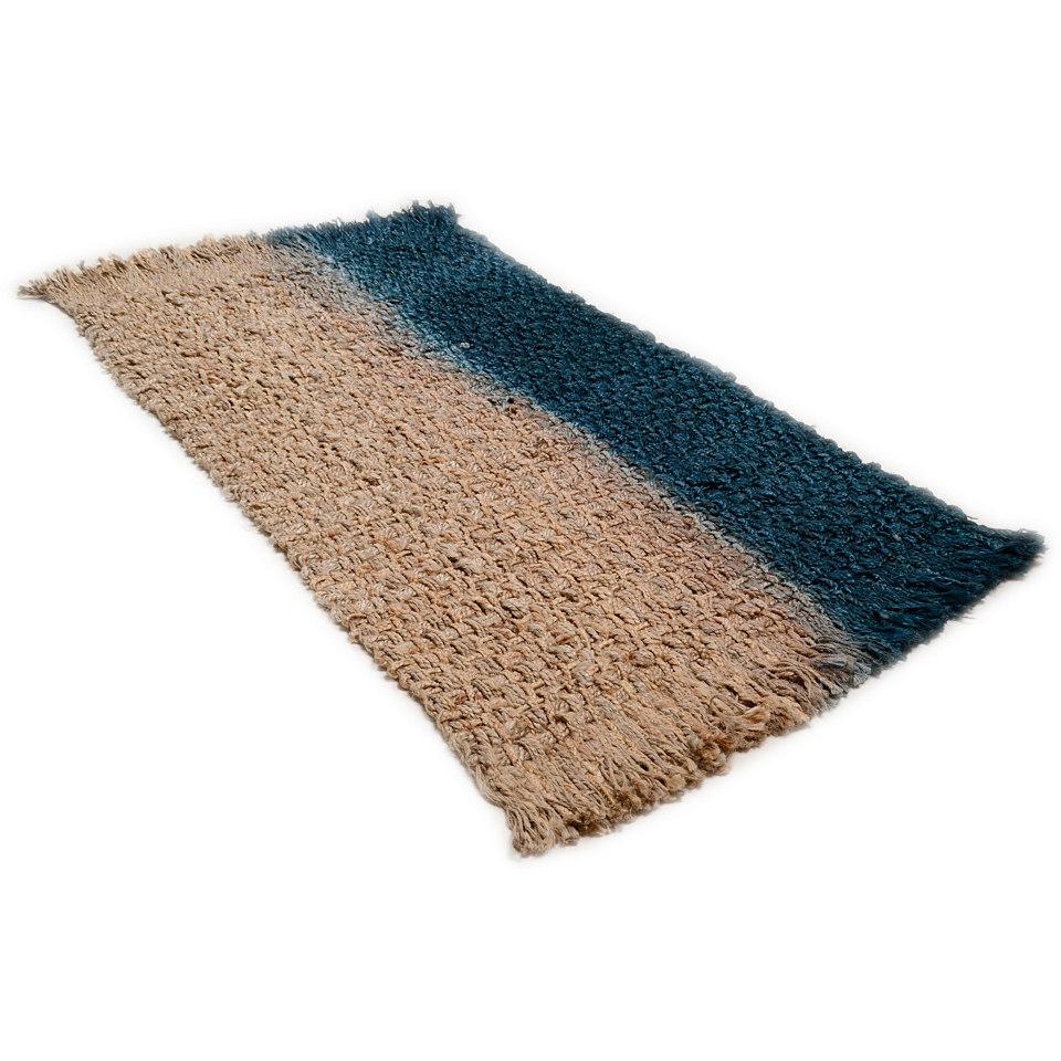 Teppich, Theko, �Modern Weave4�, handgearbeitet