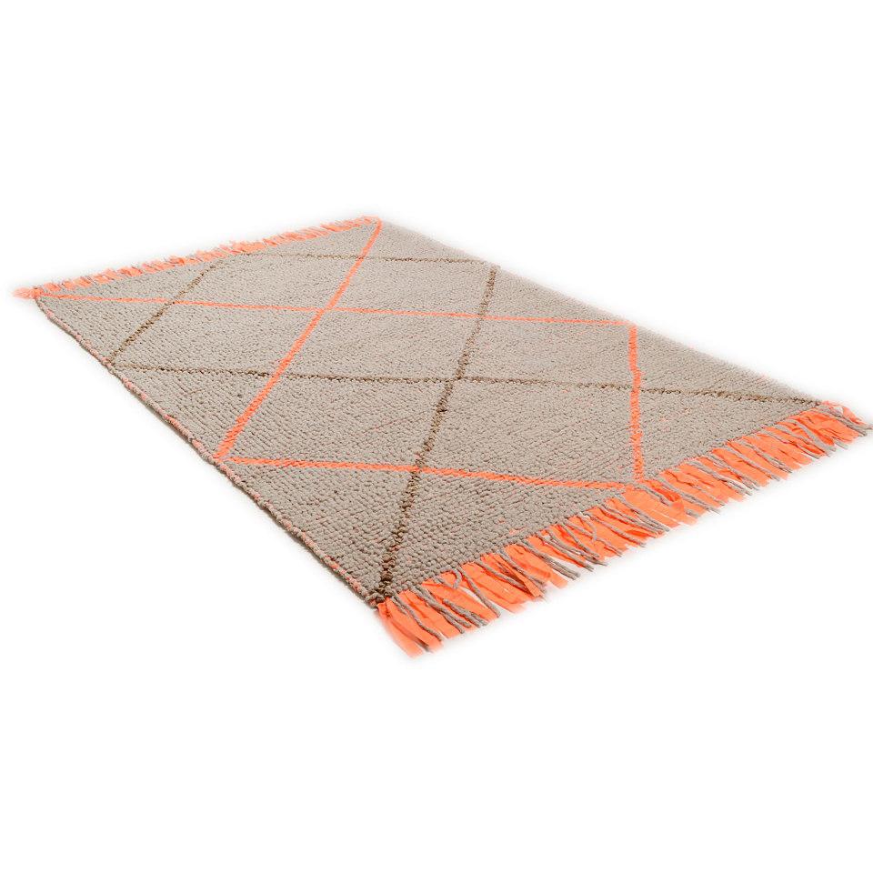 Teppich, Theko, �Modern Weave7�, handgewebt