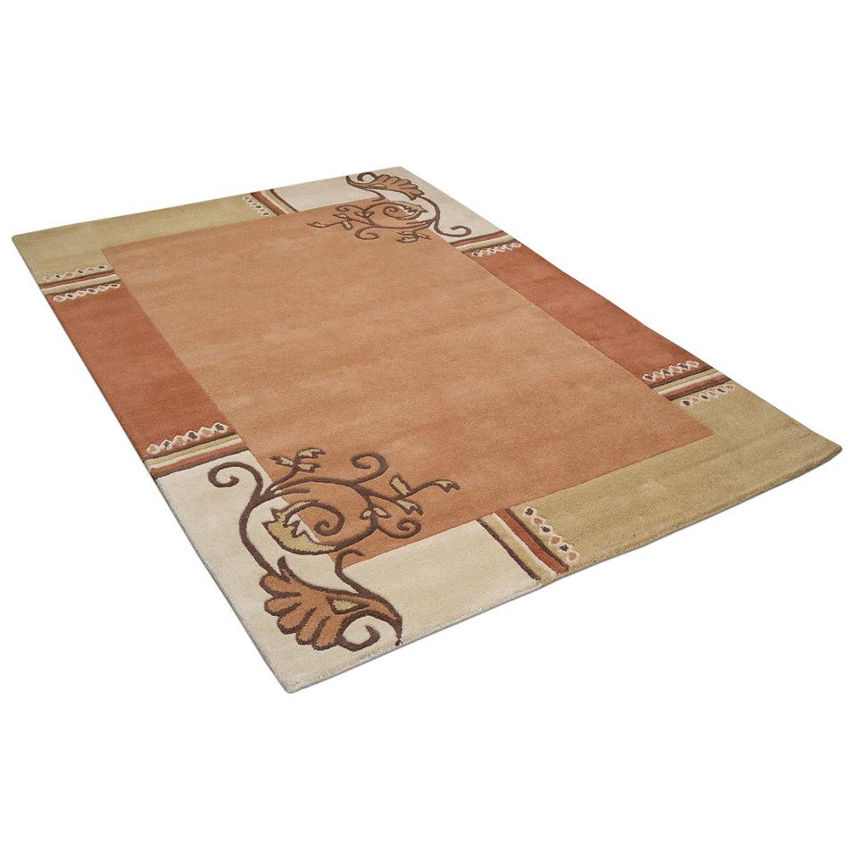 Teppich, Theko, »Narayan«, handgetuftet, reine Schurwolle