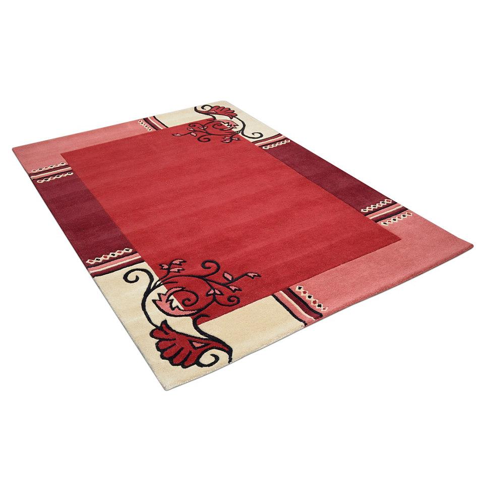 Teppich, Theko, �Narayan�, handgetuftet, reine Schurwolle