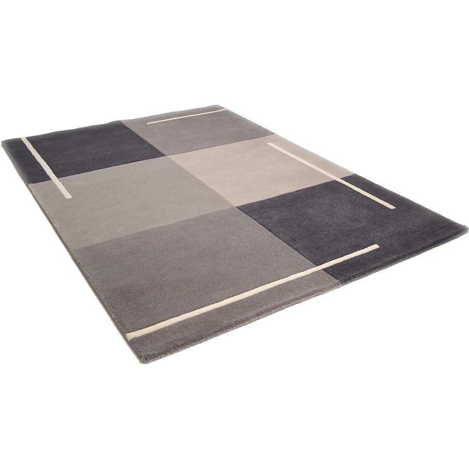 Teppich, Theko, �Ottawa�, handgetuftet, reine Schurwolle
