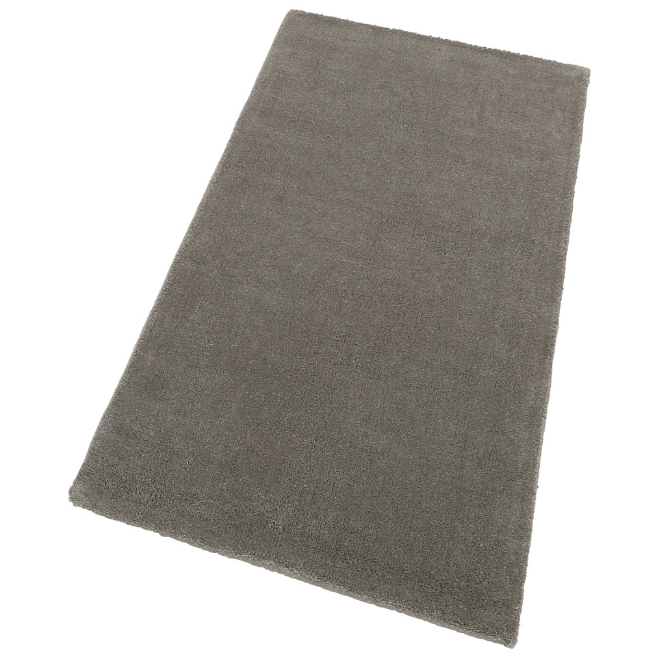 Teppich, Theko, »Reus«, handgetuftet, reine Schurwolle