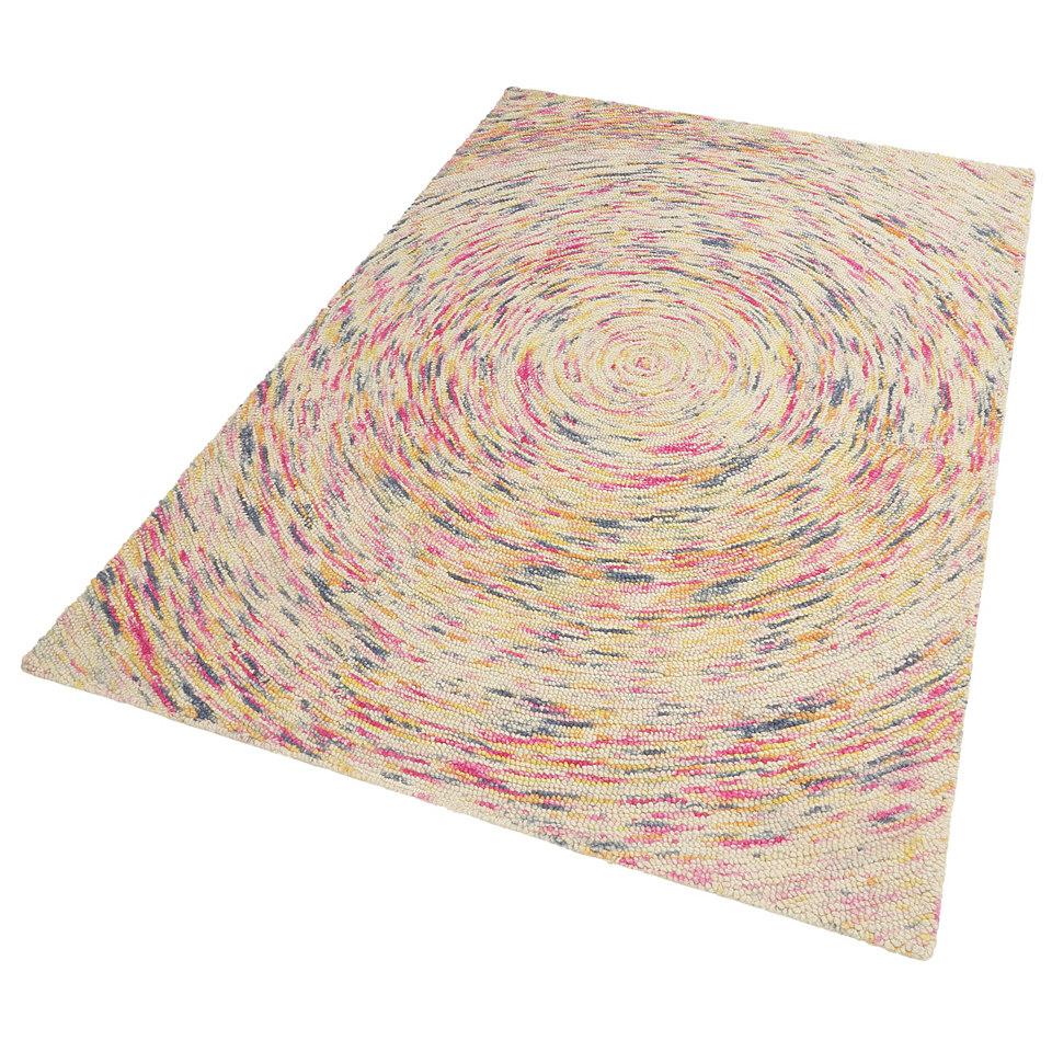 Teppich, Theko, �Samira�, 4,2 kg/m�, handgetuftet, reine Schurwolle