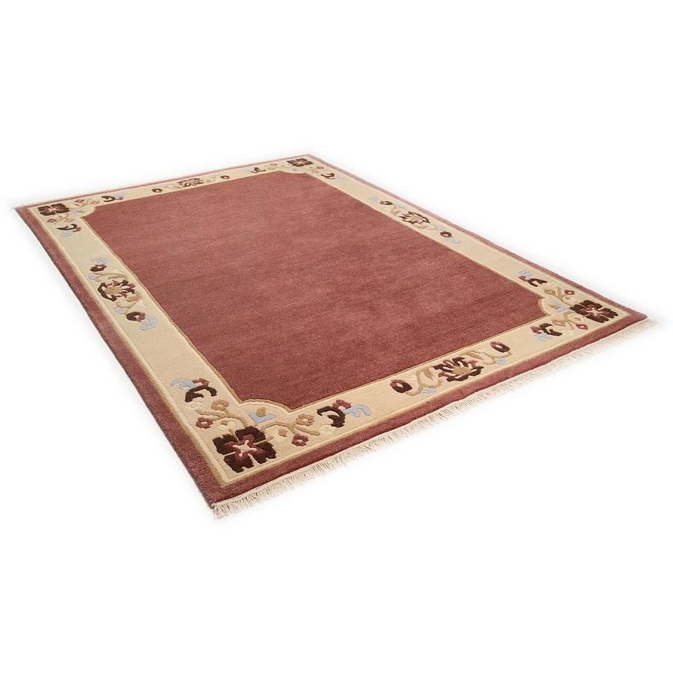 Teppich, Theko, �Sumatra Floral�, handgekn�pft, Wolle