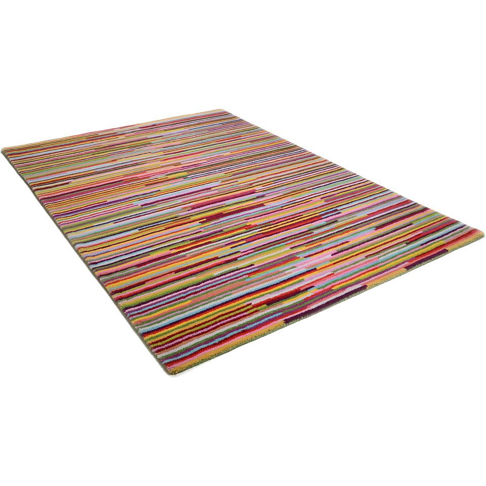 Teppich, Theko, »Vivien«, handgetuftet, reine Schurwolle