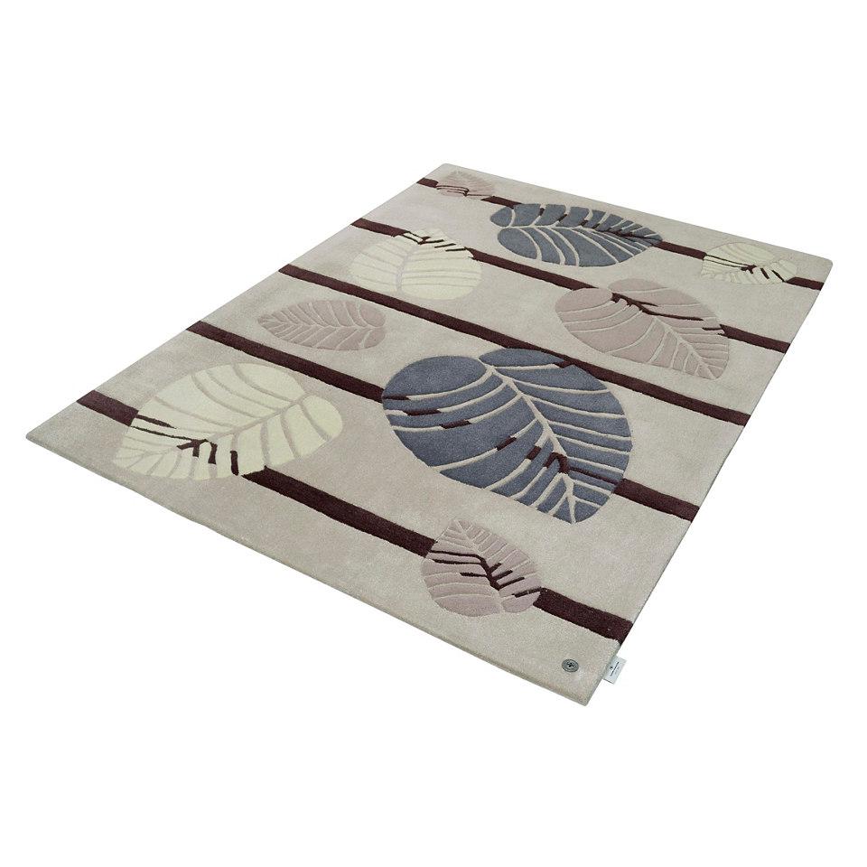 Teppich, Tom Tailor, »Life Leaf«, handgearbeitet