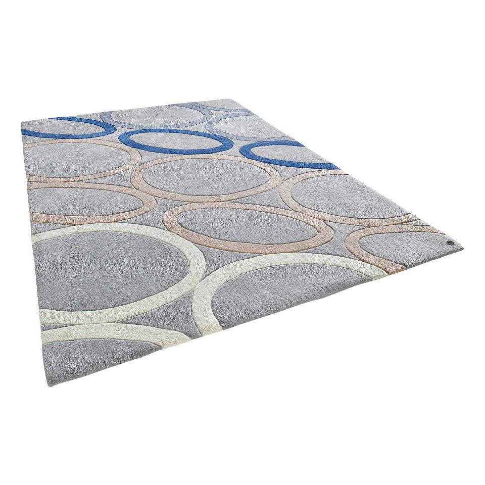 Teppich, Tom Tailor, »OVAL«, handgearbeitet