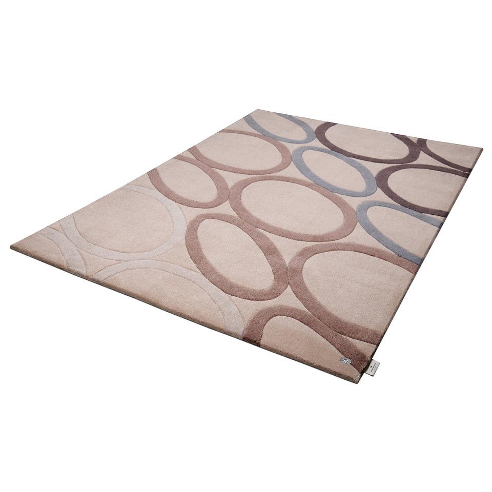 Teppich, Tom Tailor, �OVAL�, handgearbeitet