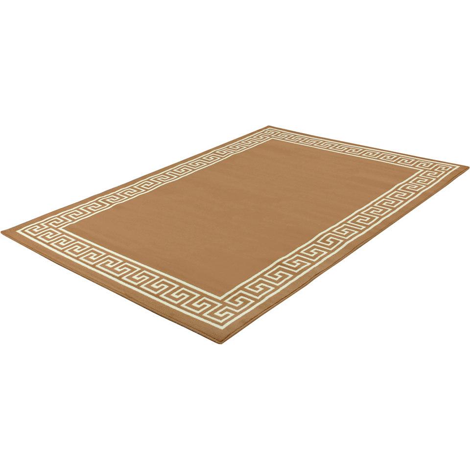 Teppich, Trend Teppiche, �BORDERS-500610�, gewebt