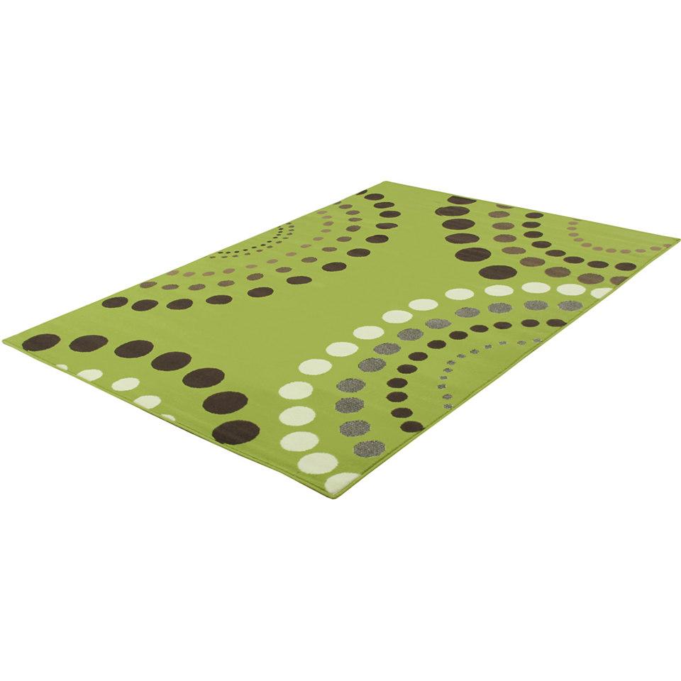 Teppich, Trend Teppiche, »CIRCLES-500420«