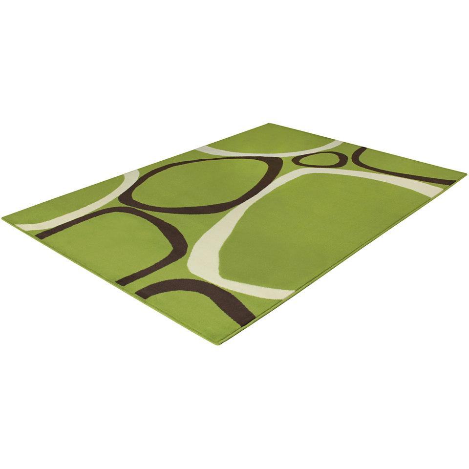 Teppich, Trend Teppiche, »CIRCLES-501074«