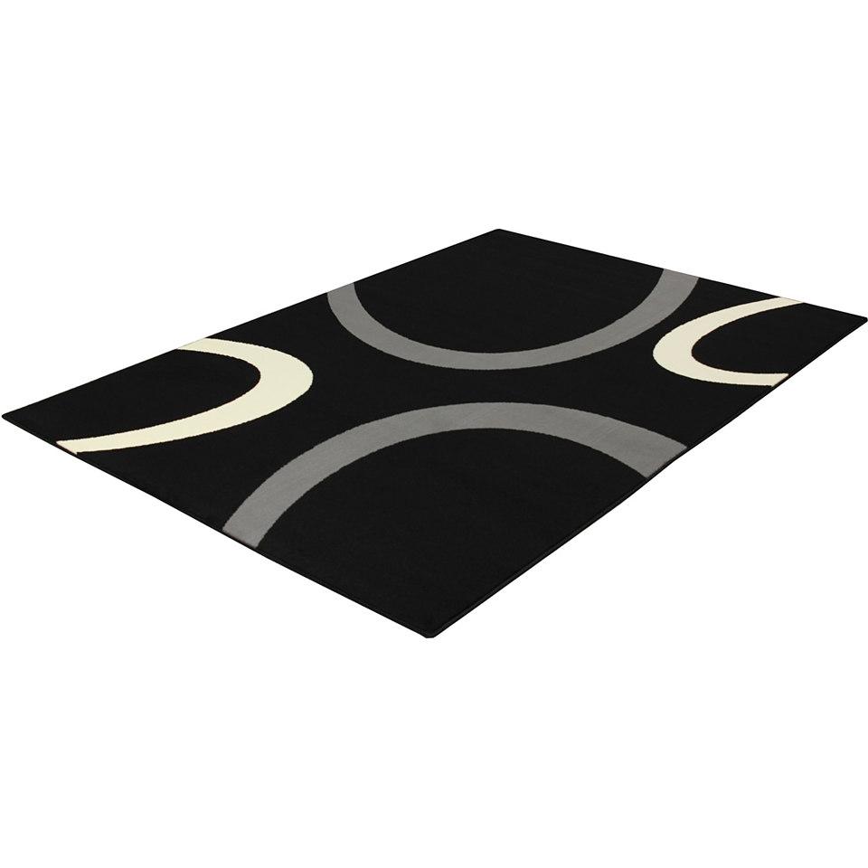 Teppich, Trend Teppiche, »CIRCLES-501733«