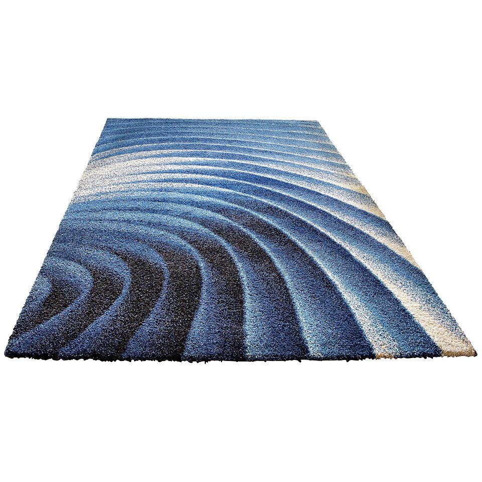 Teppich, my home, �Arezzo�, Melange-Effekt, gewebt