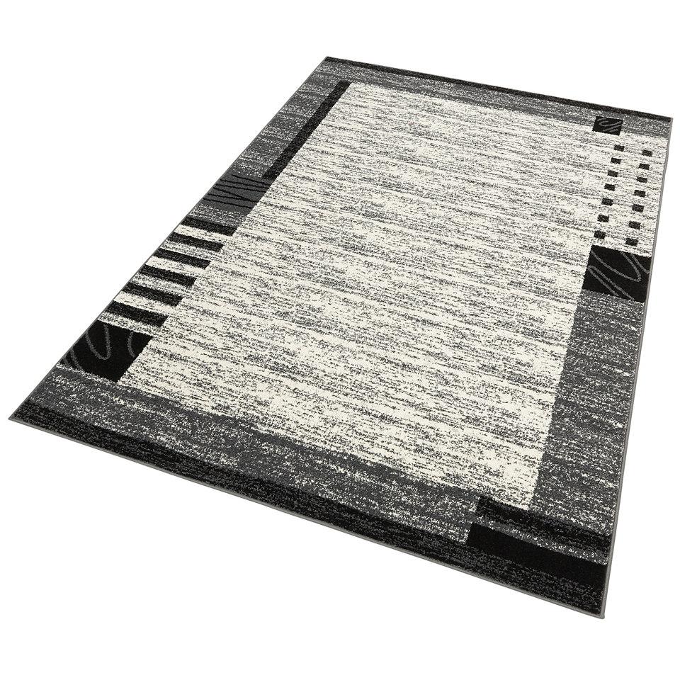 Teppich, my home, »Jonas«, Melange-Effekt, gewebt