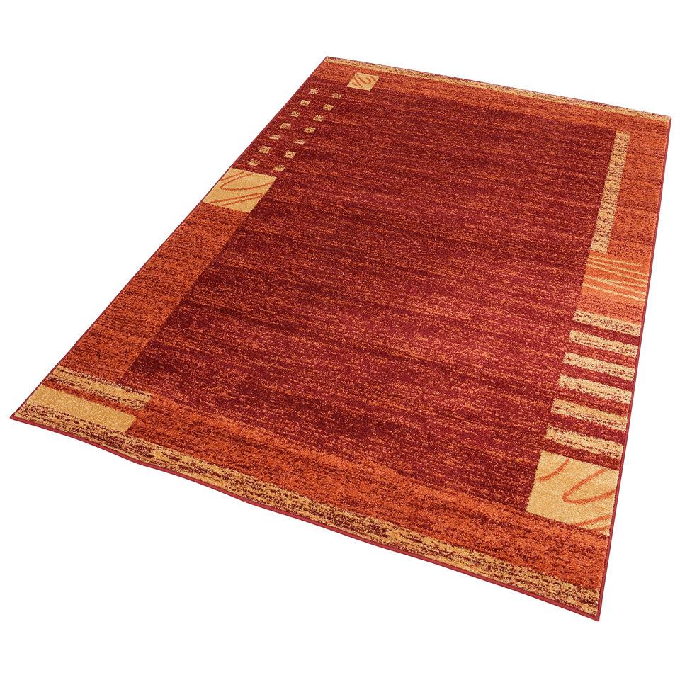 Teppich, my home, �Jonas�, Melange-Effekt, gewebt