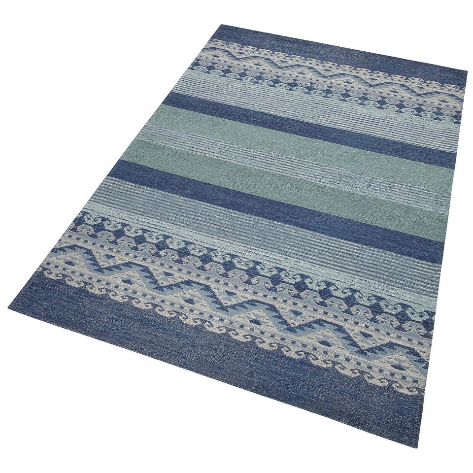 Teppich, my home, »Jule«, gewebt