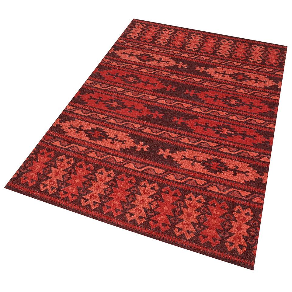 Teppich, my home, �Kaan�, gewebt