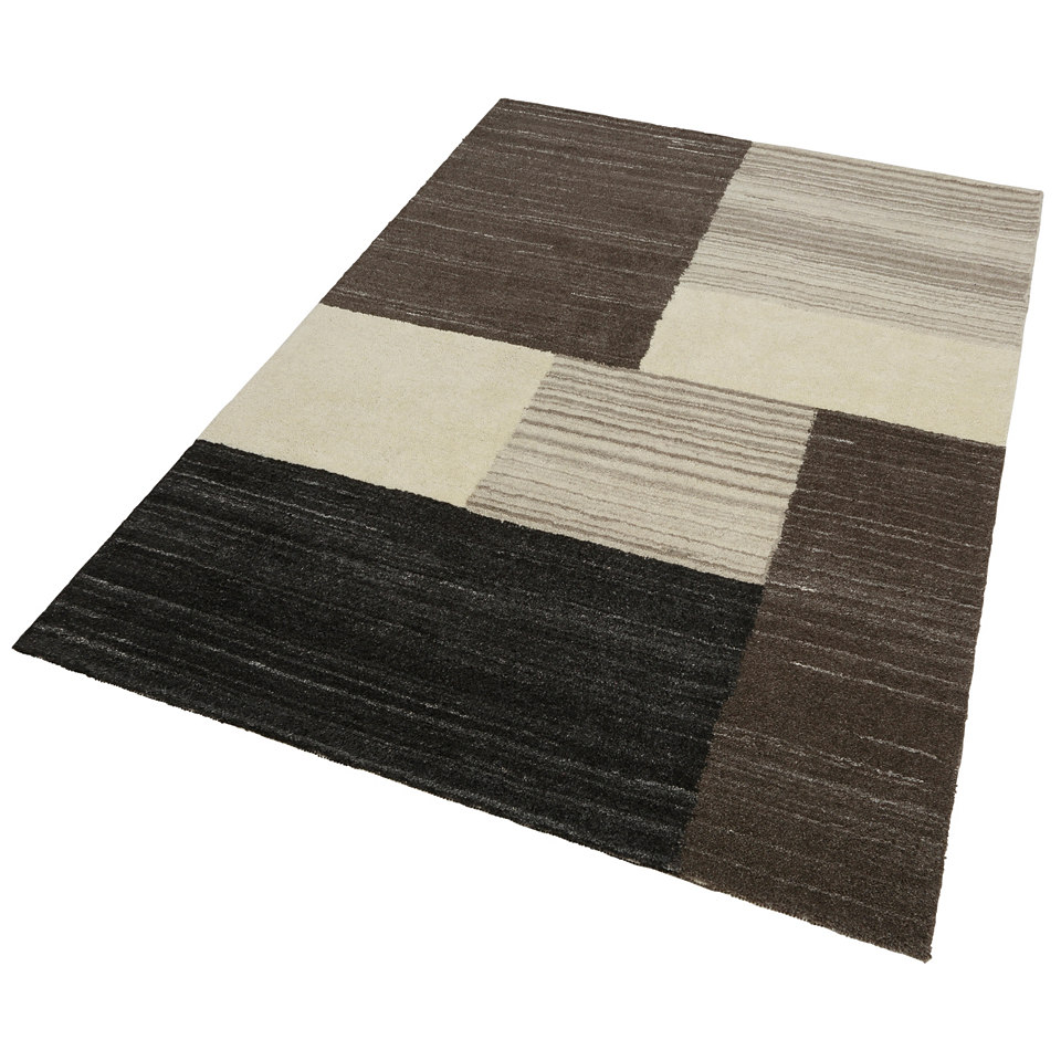 Teppich, my home, �Lene�, handgetuftet, reine Schurwolle, 3,0 kg/m�